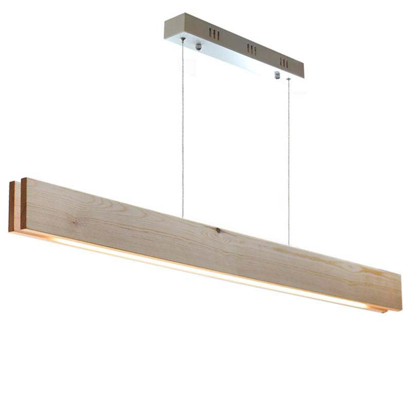 Lámpara colgante WOOD XL SUSPEND, 40W, CRI95, Blanco neutro